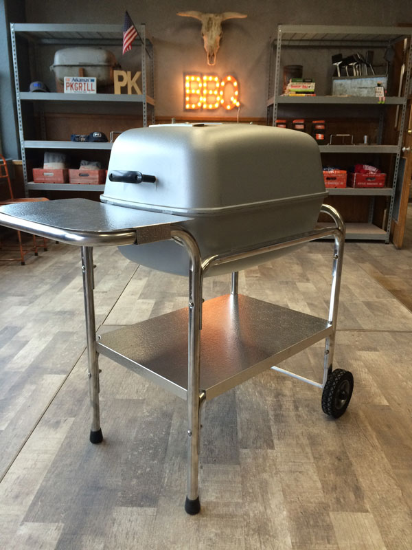 """PK Grill named """"Top 10 Best Value Charcoal Grill"""" by AmazingRibs.com - PK  Grills"""